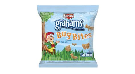 bites 123 rice crackers kellogg s bug bites cinnamon graham crackers food