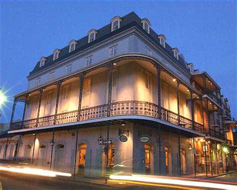 Bourbon Street Hotels   New Orleans Hotels on Bourbon Street
