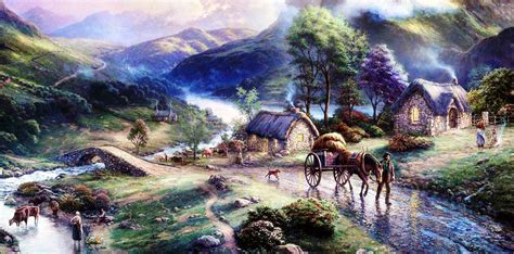 wallpaper country scenes gallery