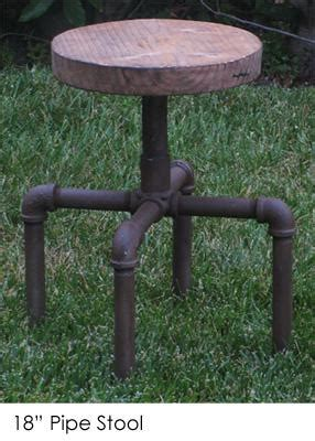 pipe stool town country event rentals