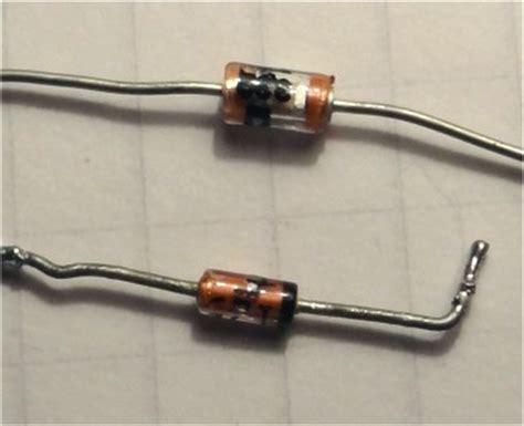 diode marking et composants se m 233 fier des apparences