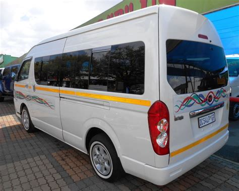 CMC SESBUYILE 2.7 16 SEAT for sale in Roodepoort Gauteng