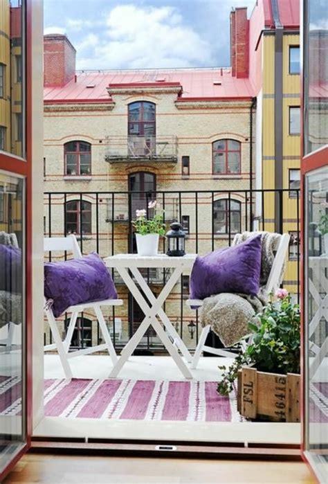 Balkon Dekoration Ideen by Balkondeko Ideen F 252 R Eine Bequeme Und Sch 246 Ne Balkonatmosph 228 Re