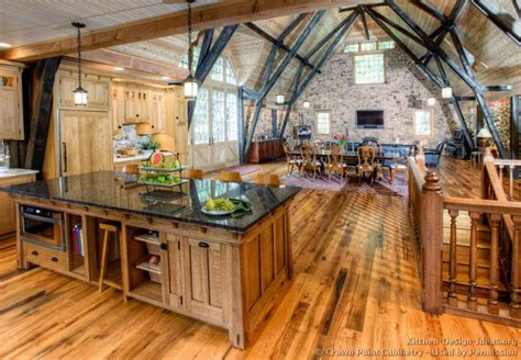 house plans with great kitchens log home kitchens pictures design ideas