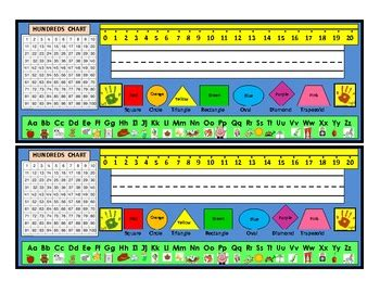 printable alphabet desk tags primary math and literacy desk name tags by nikki stallone