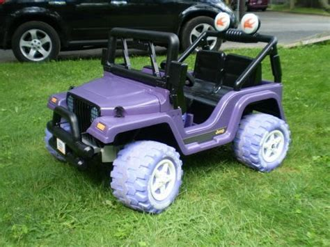 9 best power wheels jeep images on pinterest power