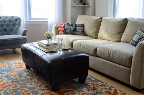 Living Room Makeovers On A Budget Design Fixation Before After A Living Room Makeover
