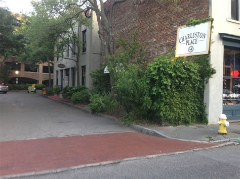 Charleston Garage by Charleston Place Garage Parking In Charleston Parkme
