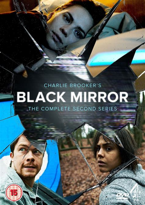 black mirror fourth season black mirror second season tv series pinterest