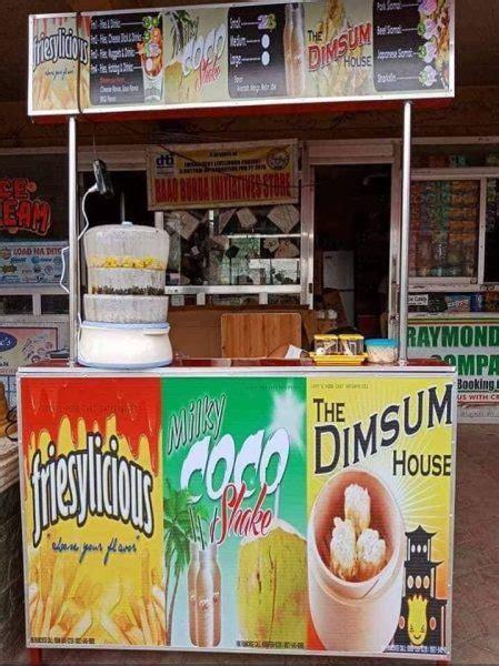 food cart franchise below 50k affordable food cart franchises in the philippines below p50 000 00 ifranchise ph