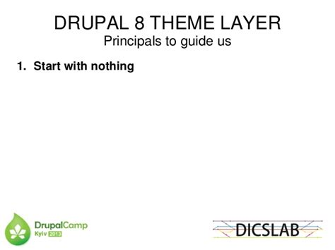 drupal theme variables drupal 8 templating with twig