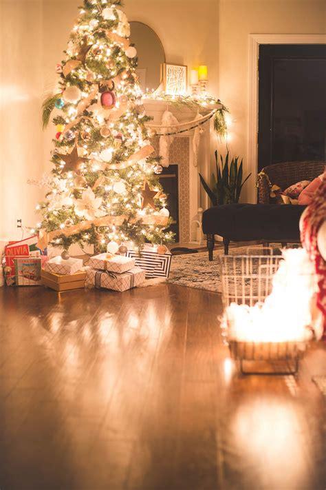 christmas lights  night  making home base