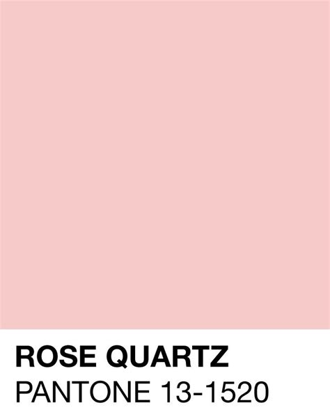 pink pantone rose quartz one of the 2 pantones of the year for 2016