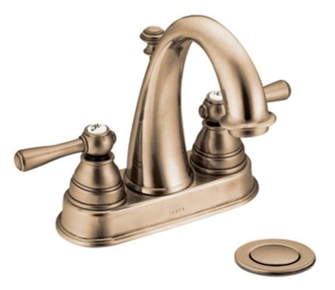 Ants In Bathtub Faucet by Moen 6121az Kingsley Two Handle High Arc Bathroom Faucet