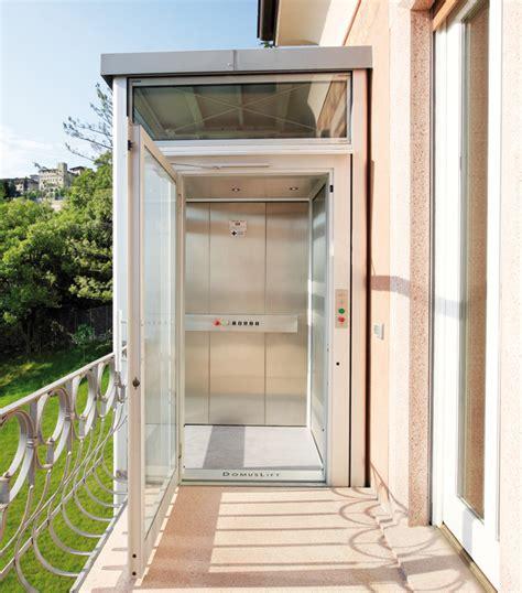 ascensori interni per appartamenti miniascensori per interni e ascensori residenziali domuslift