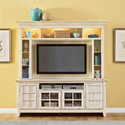 compact white painted oak wood media cabinet with lighted shelves of tall tv stands for flat
