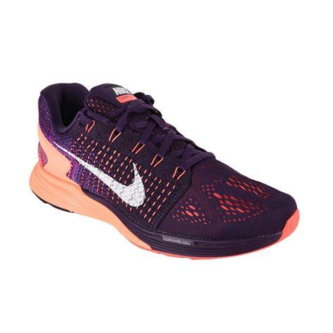 Harga Sepatu Nike Untuk Lari jual nike wmns lunarglide 7 747356 500 sepatu lari wanita