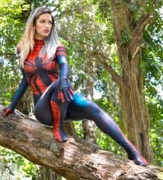 fun spider cosplay sci fi design