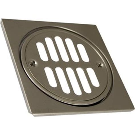 Bathroom Shower Drain Covers mb605bn tub shower drain cover bathroom accessory