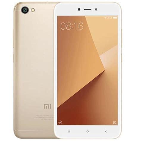 Xiaomi Redmi Note 5a 2 16 Gb Gold global version xiaomi redmi note 5a 5 5 inch 2gb 16gb smartphone gold