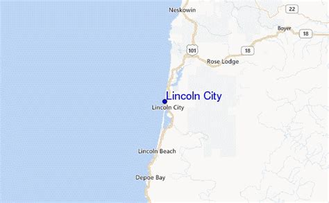 lincoln city oregon temperature lincoln city surf forecast and surf reports oregon