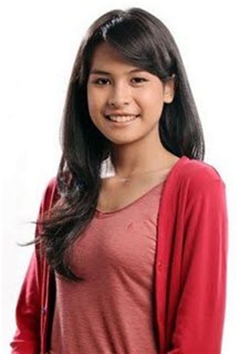 biografi maudy ayunda in english maudy ayunda igo pinterest indonesia