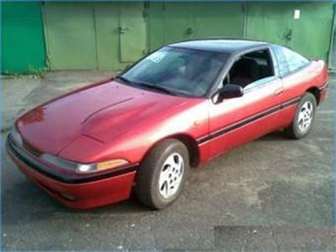 1989 mitsubishi eclipse pics 2 0 gasoline ff automatic for sale