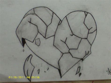 easy drawings easy drawings on easy pencil drawings of broken hearts 2015 sunson