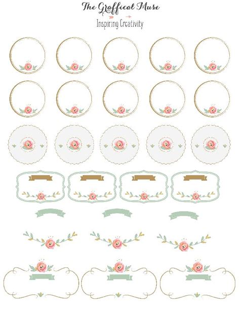 free sticker label templates 25 unique free printable labels ideas on make