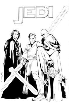 pics for gt mace windu coloring pages