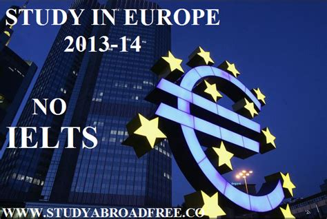 Mba In Italy Without Ielts by Study In Europe Without Ielts12 Png