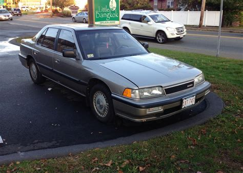 different types of ls curbside classic 1989 acura legend ls sedan the empire