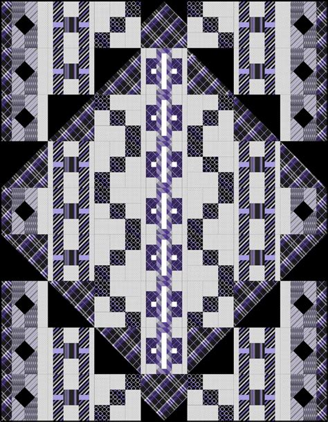 Tie Quilt Patterns by Black Tie Optional Quilt Pattern Bs2 396 Advanced