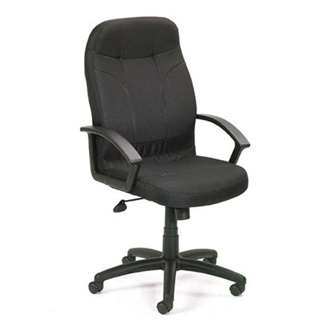 Fabric Chairs With Arms Fabric Task Office Chair With Arms B8801