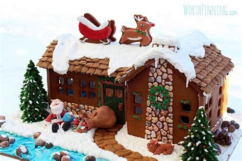 gingerbread house ideas gingerbread house love pinterest charmingly cute gingerbread house ideas homesteading