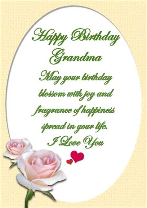 printable happy birthday card for grandma 4 best images of happy birthday grandma cards printable