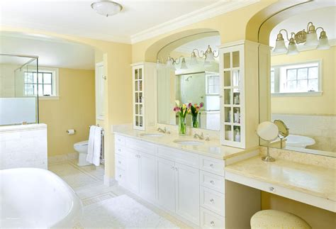 beautiful bathroom colors 20 yellow bathroom designs decorating ideas design