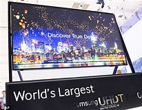 Image result for What is the Biggest TV in the World?. Size: 206 x 160. Source: www.dailymail.co.uk