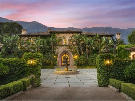 Colonial Home Decor estate of the day 15 9 million spanish mansion in