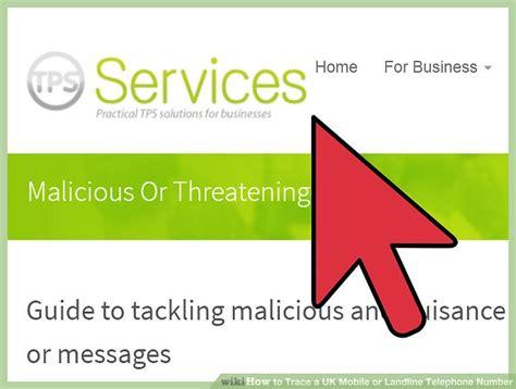 landline number for mobile how to trace a uk mobile or landline telephone number 9 steps