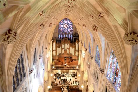 st patricks cathedral   update fit   pope