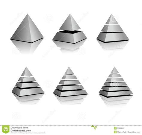 pyramid haircut pyramid royalty free stock images image 35858599