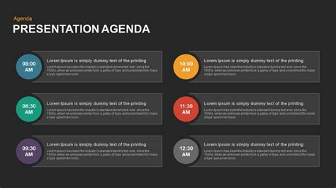Agenda Powerpoint Template Images Templates Exle Free Presentation Agenda Template