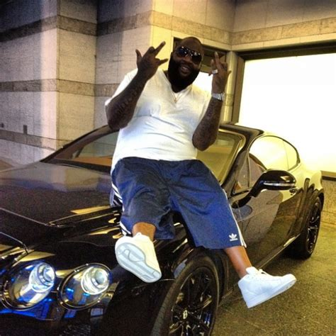 rick ross bentley wraith rick ross s bentley continental supersports celebrity