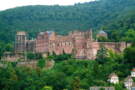 Baroque Architecture by Heidelberg Castle Historical Facts And Pictures The