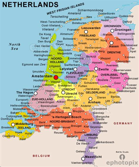 netherlands map map map of netherlands kingdom of the netherlands maps