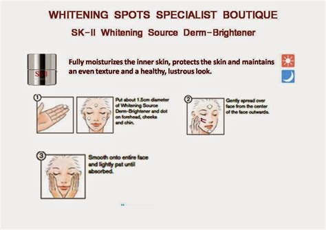 Sk Ii Whitening Spots Specialist Concentrate fashion lifestyle travel fitness picture gallery sk ii