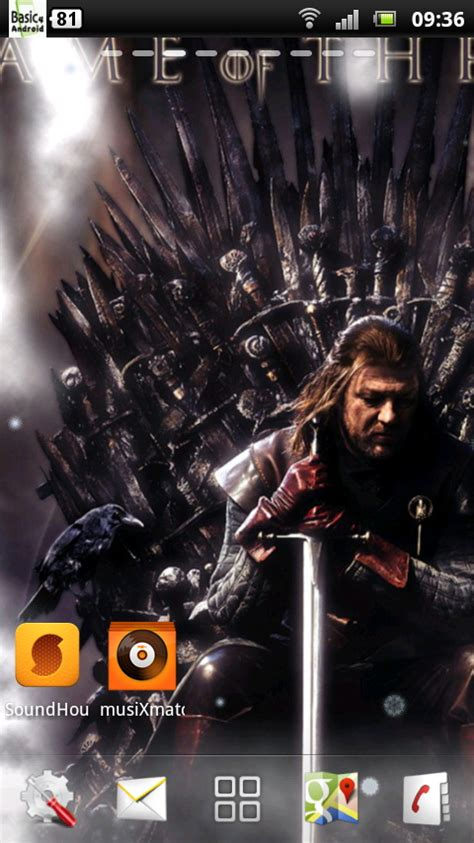 download game of thrones live wallpaper for android by oce video game live wallpaper wallpapersafari
