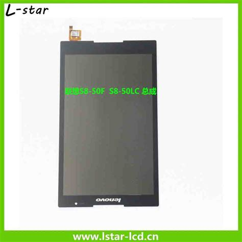 Lenovo Tab S8 50 8 0 Inchi Screen Guard Tablet Np Tempered Glass Kaca lcd touch screen assembly for lenovo tablet s8 s8 50