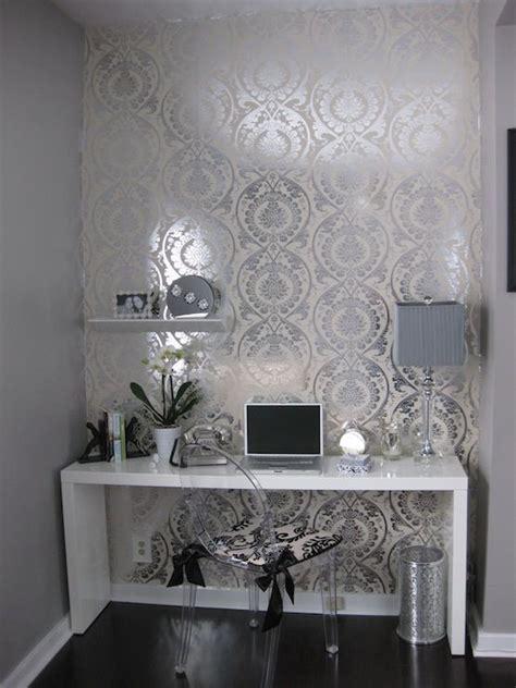 pinterest wallpaper closet shiny wallpaper interior design best 25 metallic wallpaper